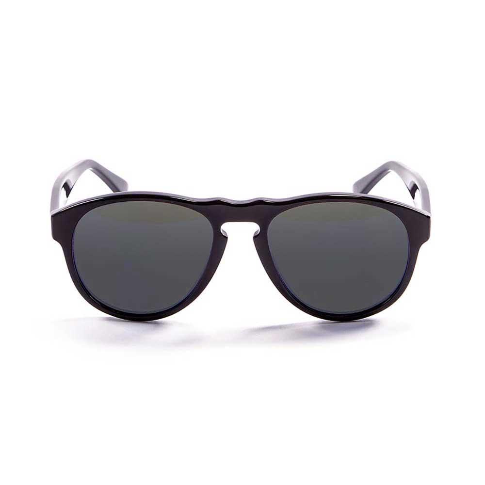 sonnenbrillen-ocean-sunglasses-washington-one-size-shiny-black-smoke