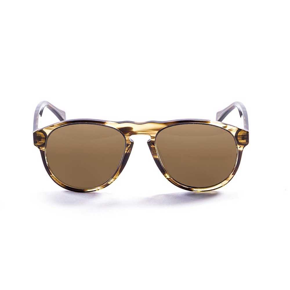 sonnenbrillen-ocean-sunglasses-washinton-one-size-brown-stained