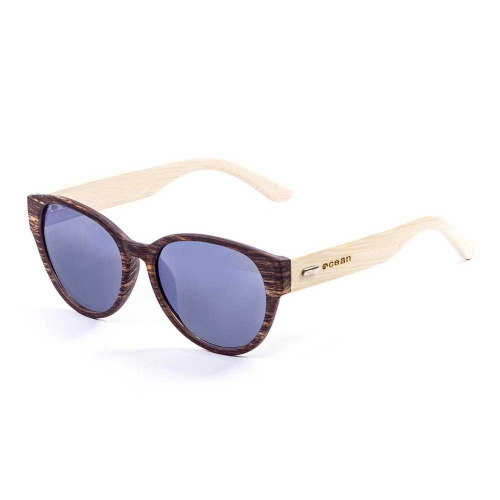Ocean sunglasses cool brown dark smoke waveinn - Ocean sunglasses ...