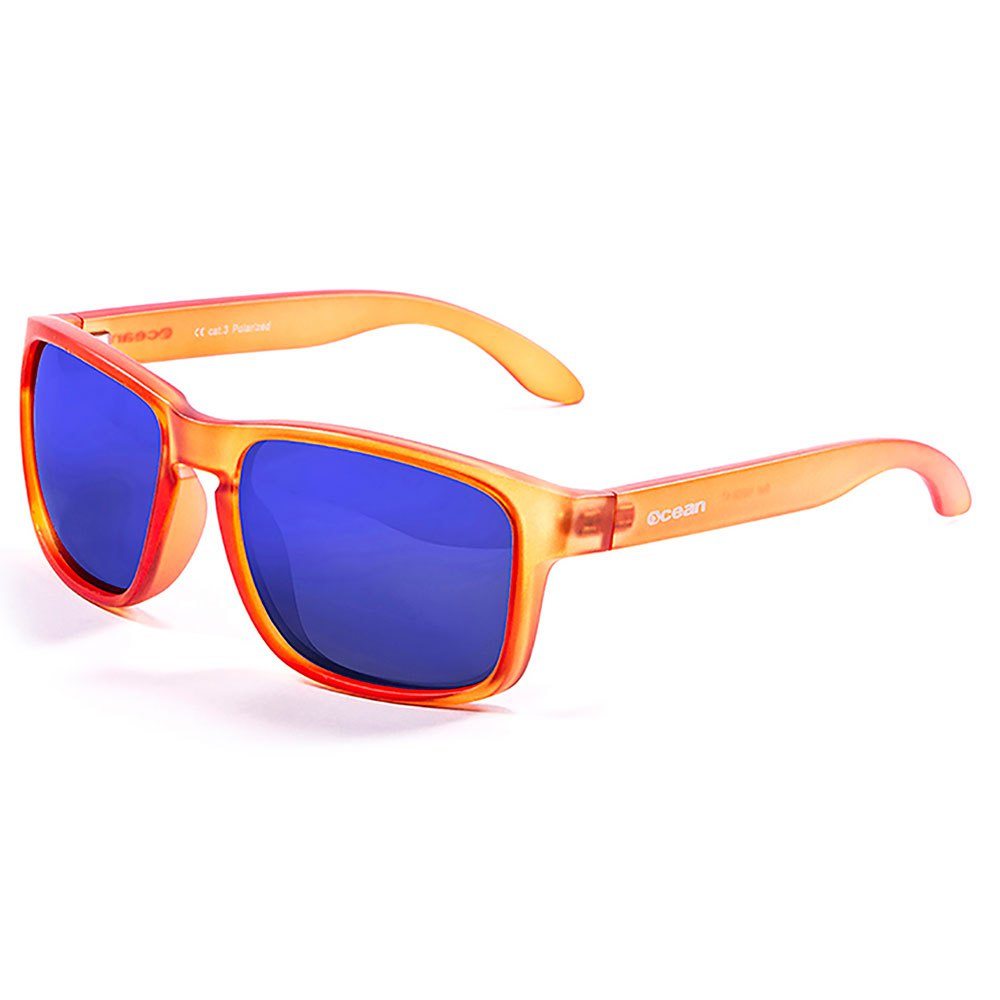 sonnenbrillen-ocean-sunglasses-blue-moon-one-size-yellow-acid-frosted