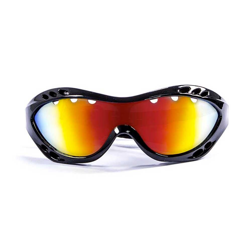 sonnenbrillen-ocean-sunglasses-costa-rica-one-size-shiny-black-revo