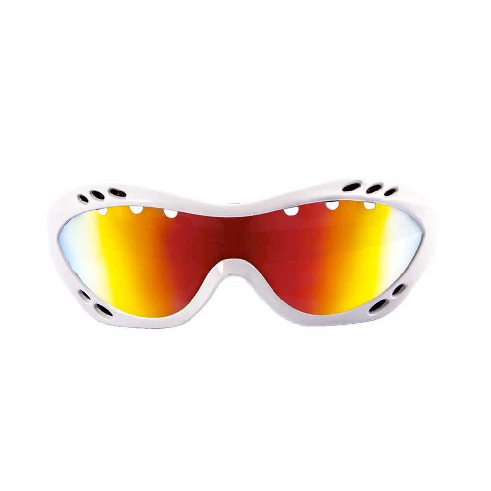 sonnenbrillen-ocean-sunglasses-costa-rica-one-size-shiny-white-revo