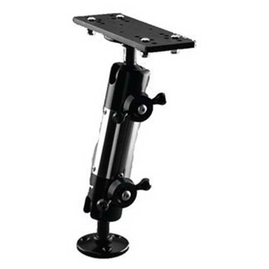 zubehor-anglers-pal-electronics-mount-254-mm-black