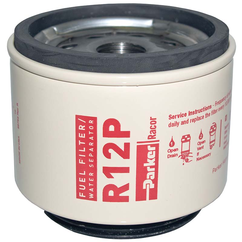 Parker racor Replacement Filter Element Spin On 120A / 140R