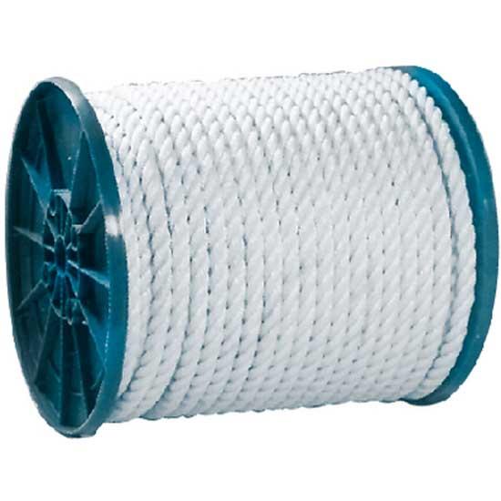 seile-seachoice-3-strand-twisted-nylon-rope-spool-19-mm-x-183m-white