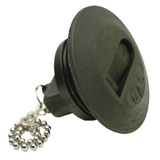 rohrleitungen-seachoice-deck-fill-plate-gas-capnylon-one-size-black