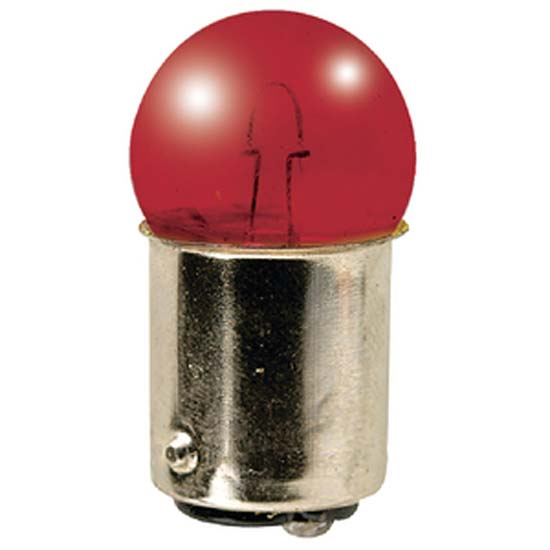 Seachoice Replacement Red Bulb DC Bayonet Base