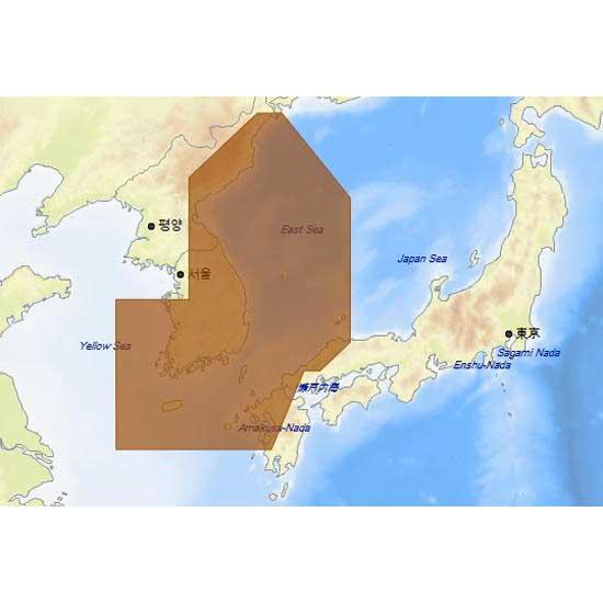 kartographie-c-map-4d-max-local-korean-peninsula-east