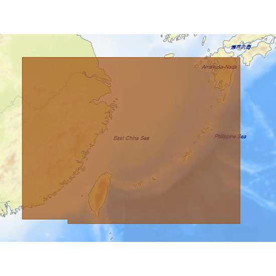 kartographie-c-map-4d-max-local-jieshi-bay-to-zhounshan-island