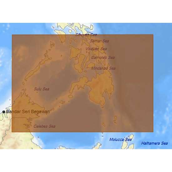 C-map 4D Max Local South Philippines