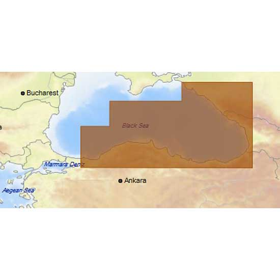 C-map 4D Max Local South of Black Sea