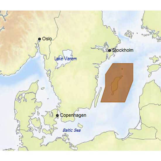C-map 4D Max Local Gotland