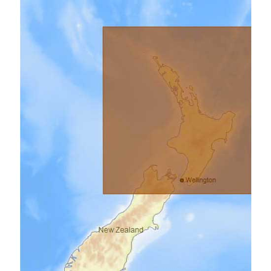 C-map 4D Max+ Local North Island of New Zealand