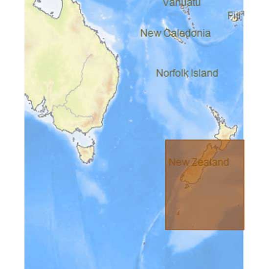 C-map 4D Max+ Local South Island of New Zealand