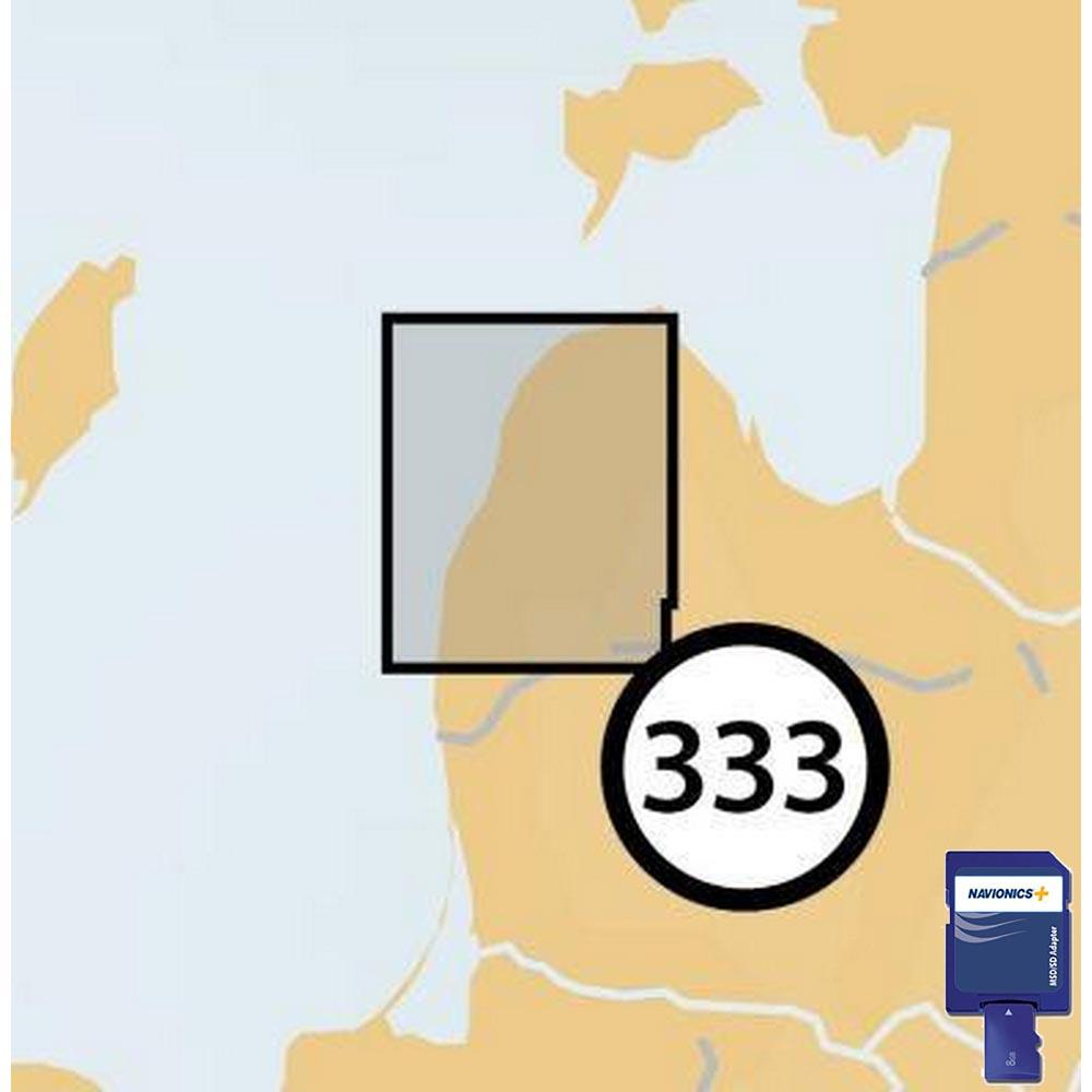 Navionics Navionics+ Small SD Latvia