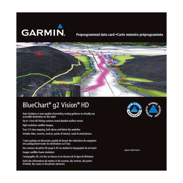 Garmin Bluechart G2 Madeira and Canary Islands