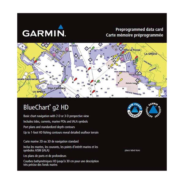Garmin Bluechart G2 Bay Of Biscay