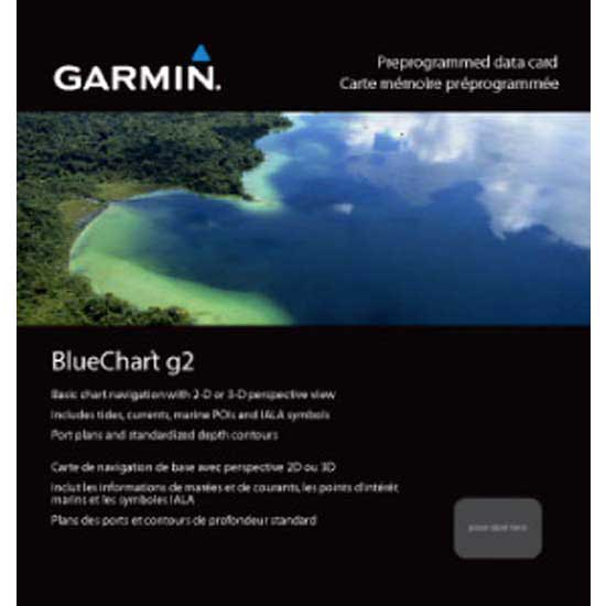 Garmin Bluechart G2 Alicante To Cabo De Sao Vicente