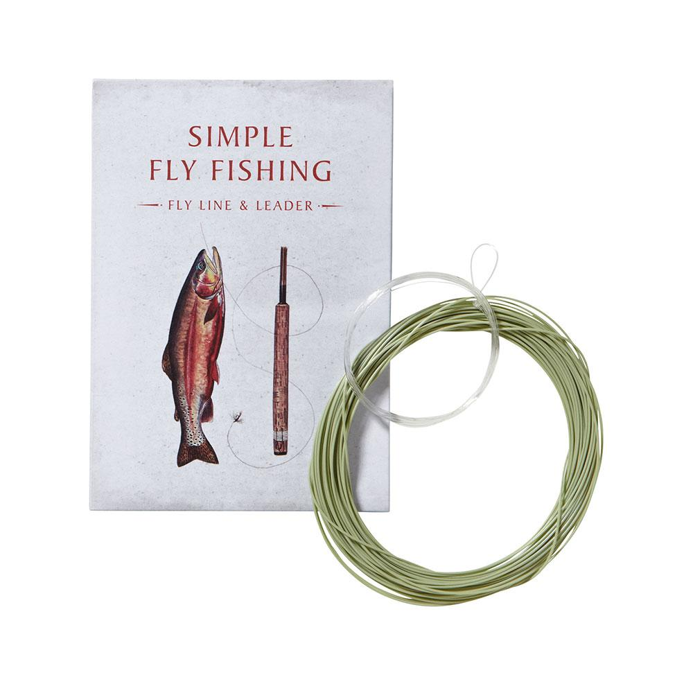 Patagonia SFF Fly Line and Leader