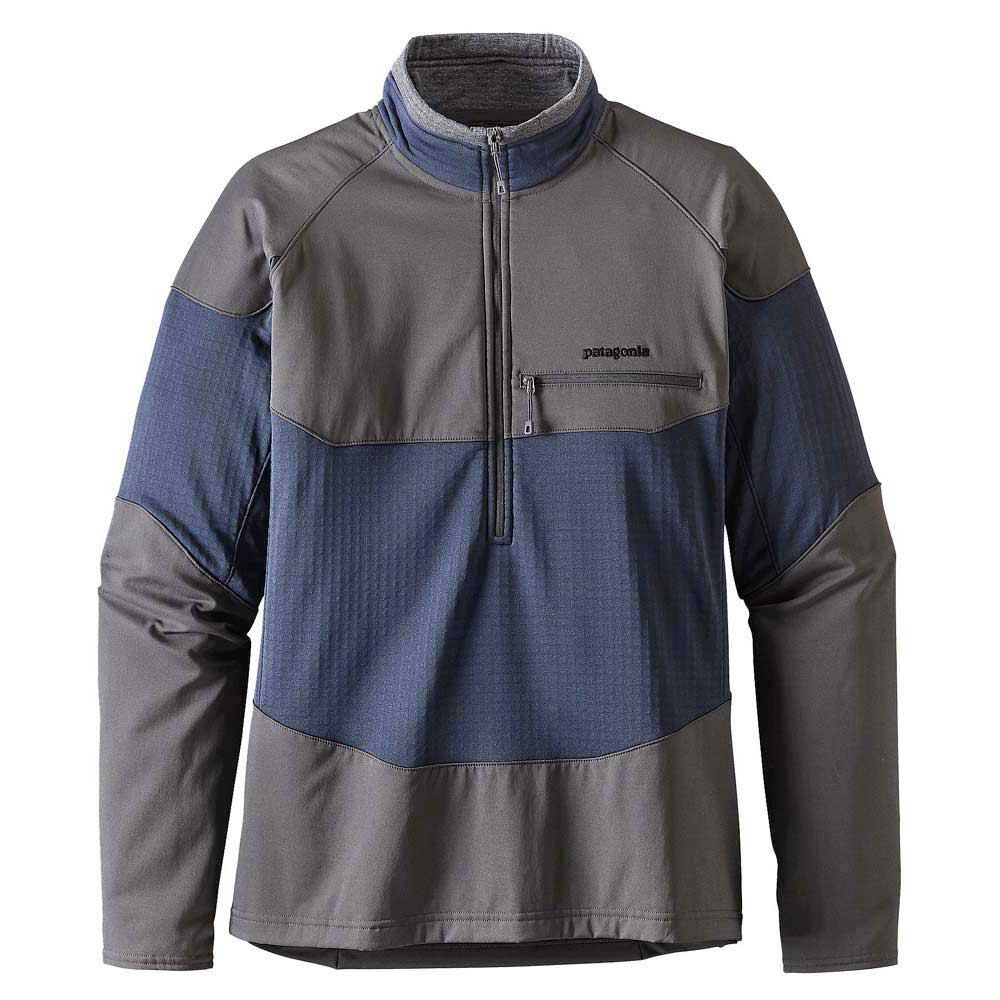 Patagonia R1 Field 1/4 Zip Man