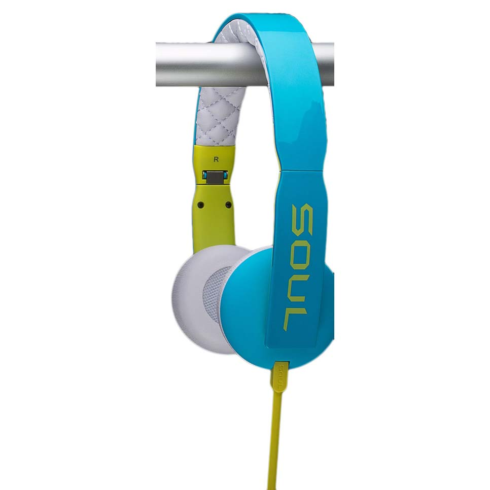 Soul Ultra Light Weight On-Ear Headphone