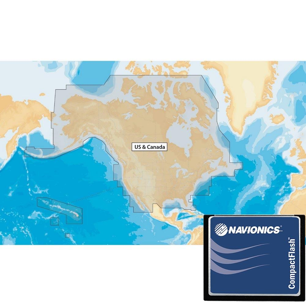 Navionics Navionics+ Xl9 Usa Coastal Waters 1XG