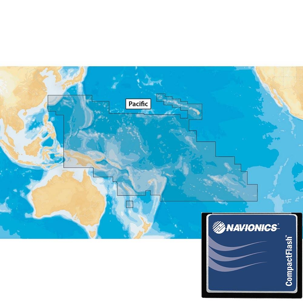 Navionics Navionics+ Xl9 Pacific Islands and Japan 34XG