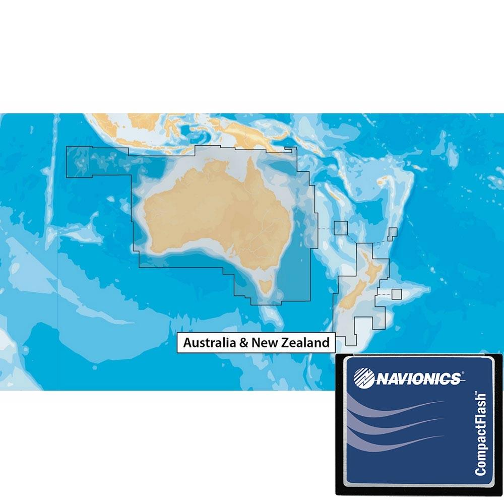 Navionics Navionics+ Xl9 Australia and New Zeland 50XG