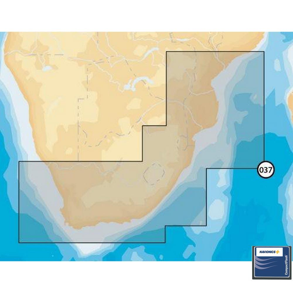 Navionics Navionics+ Small CF Kariba Lake Southeast of Africa