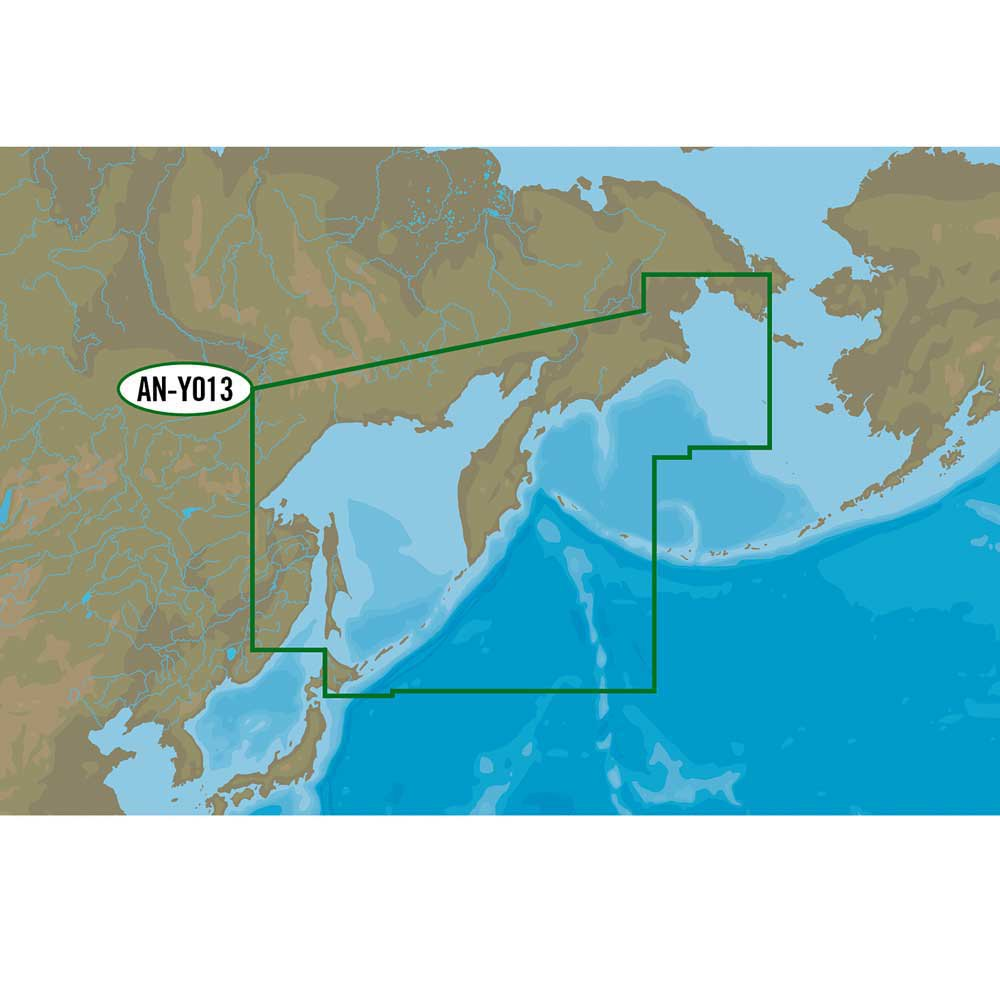 C-map Nt+ Wide Kamchatka and Kuriles Islands