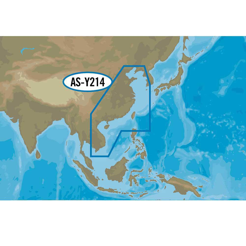 C-map Nt+ Wide China Taiwan and Vietnam