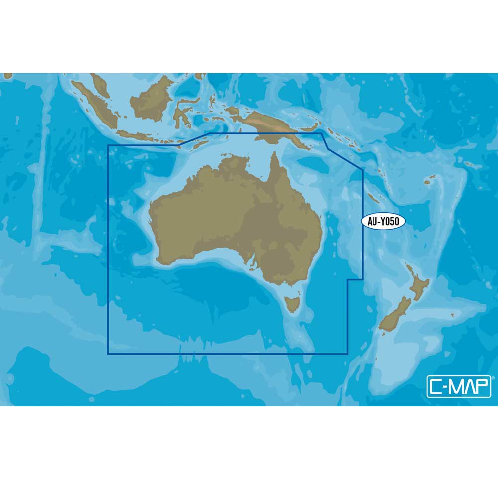 C-map Nt+ Wide Continental Australian Coasts