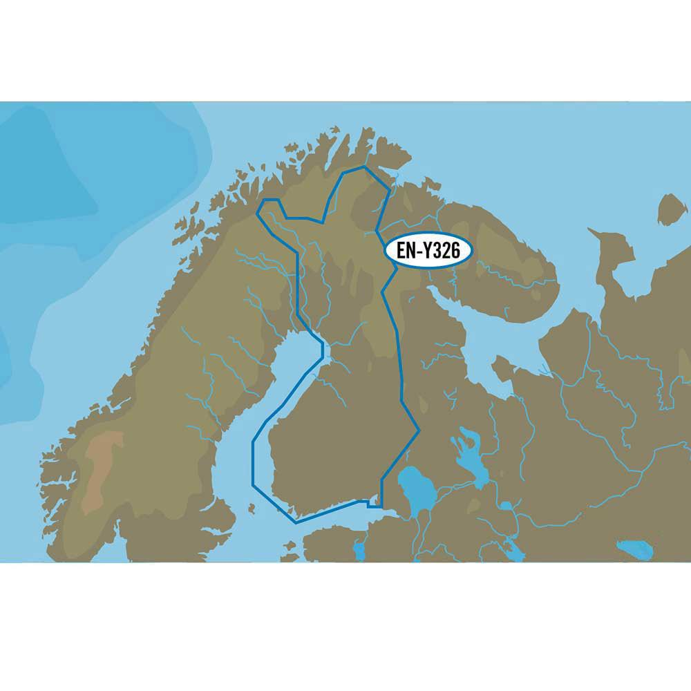 C-map Nt+ Wide Finland Lakes