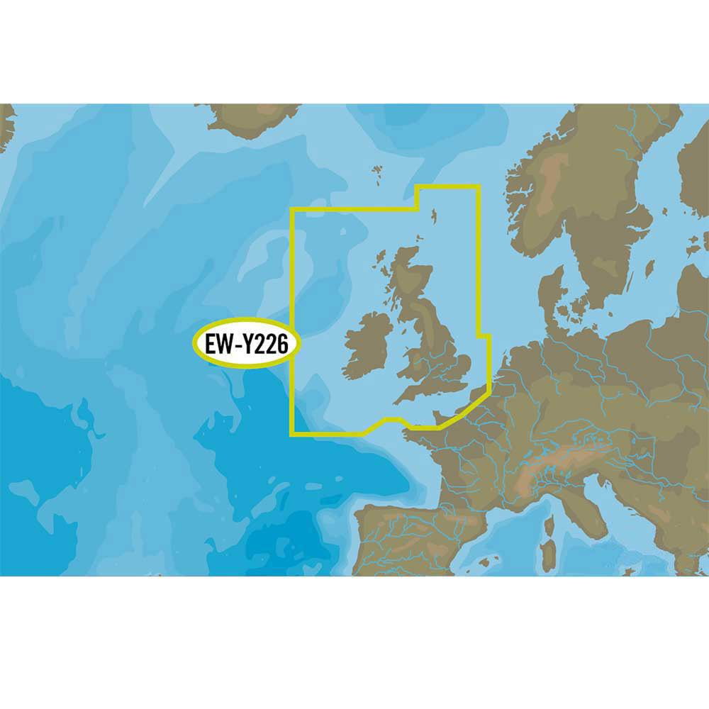 C-map Nt+ Wide UK Ireland and English Channel