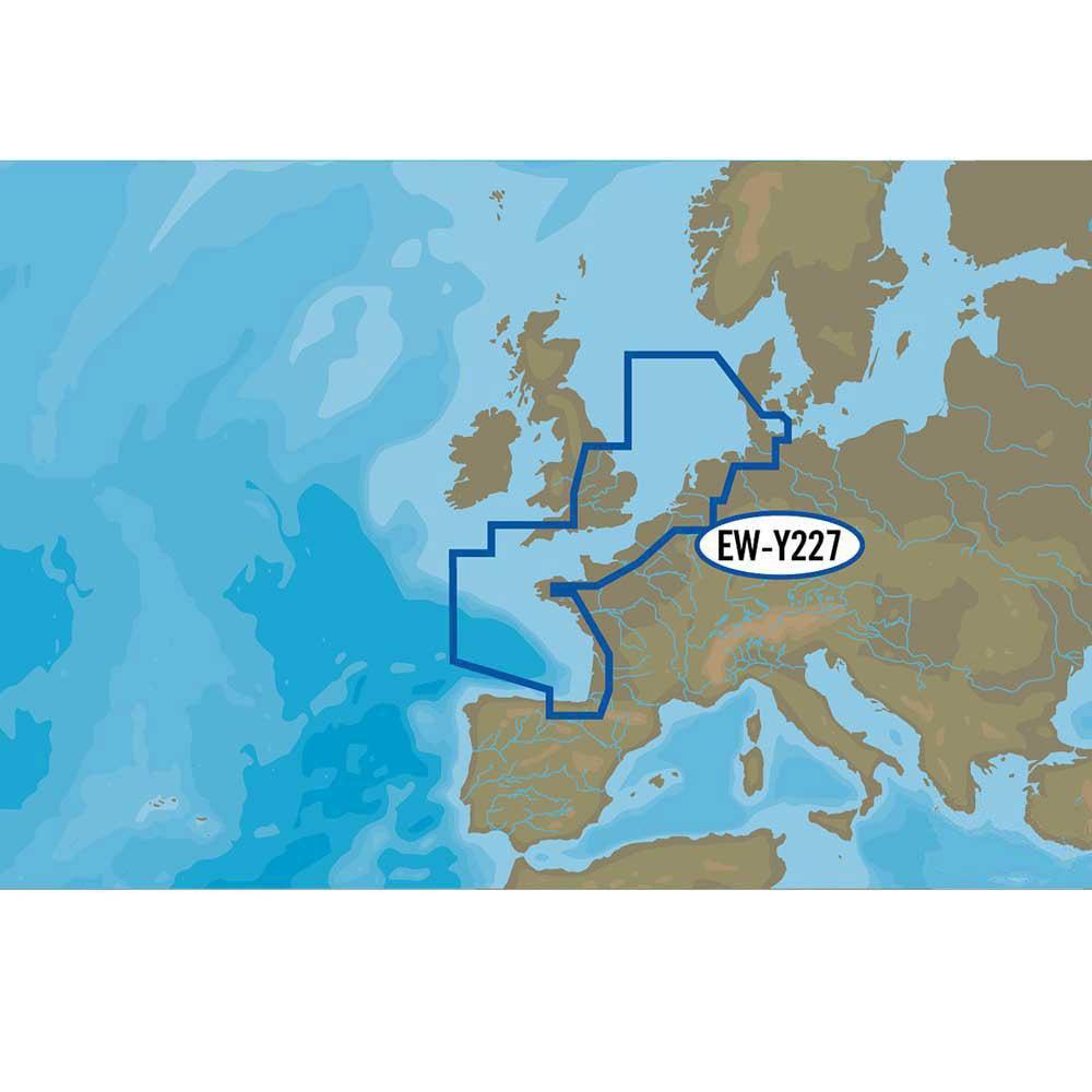 Northwest European Map.C Map Nt Wide Northwest European Coasts Waveinn