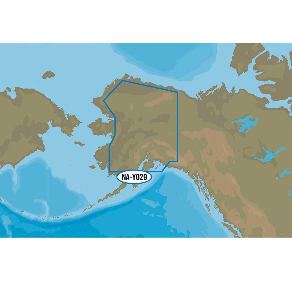 C-map Nt+ Wide Alaska Lakes