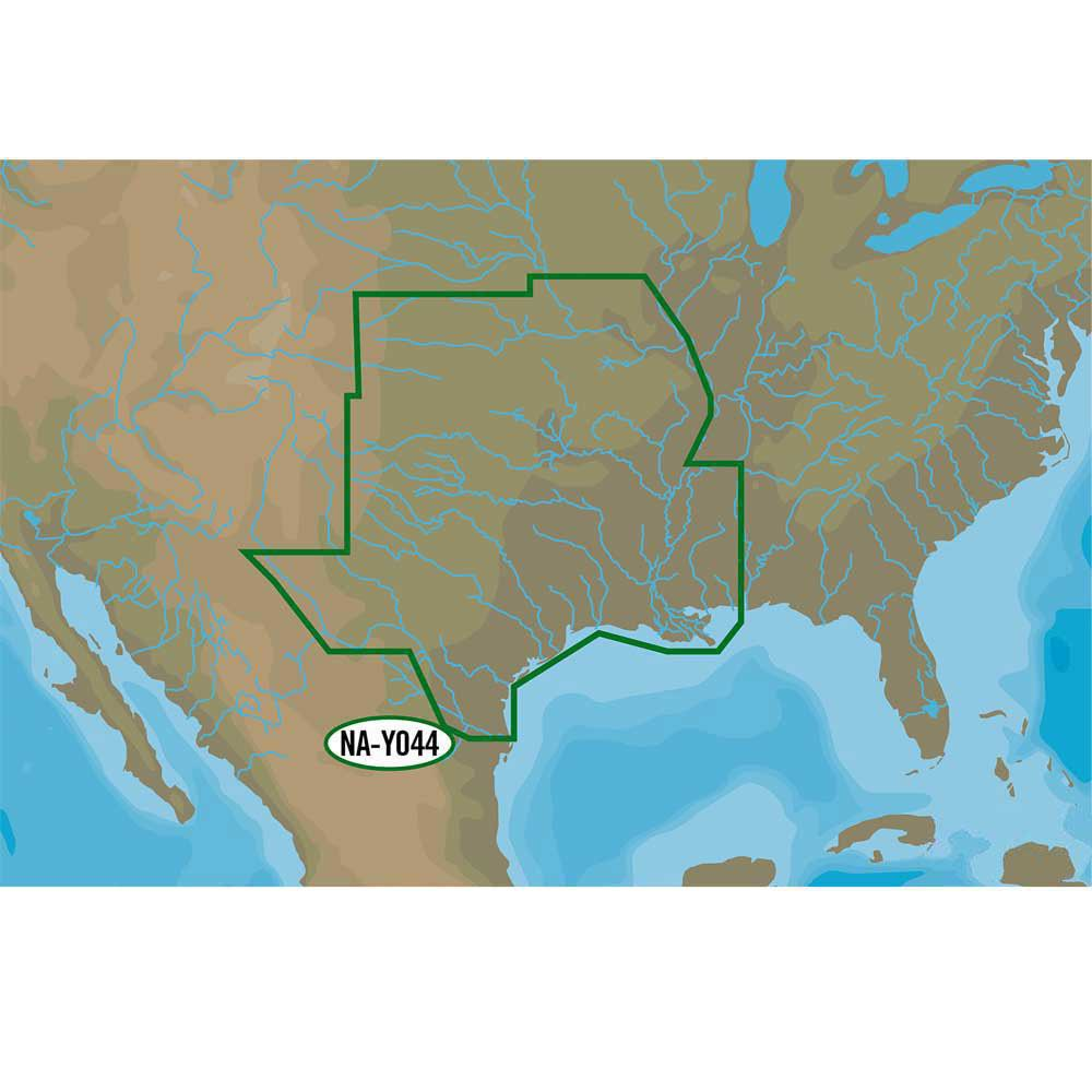 C-map Nt+ Wide Lakes Usa Central South
