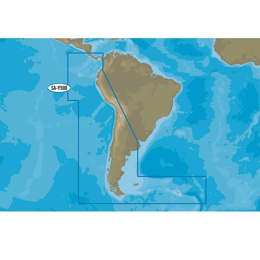 C-map Nt+ Wide Costa Rica to Chile and Falklands