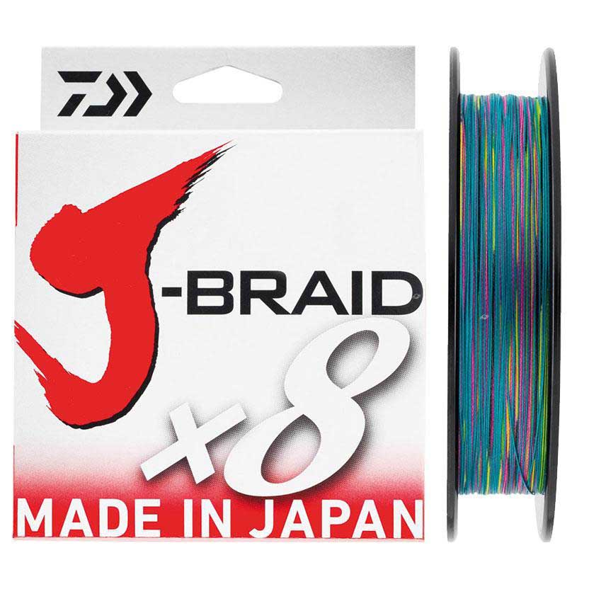 Daiwa Jbraid 8 Braid 500