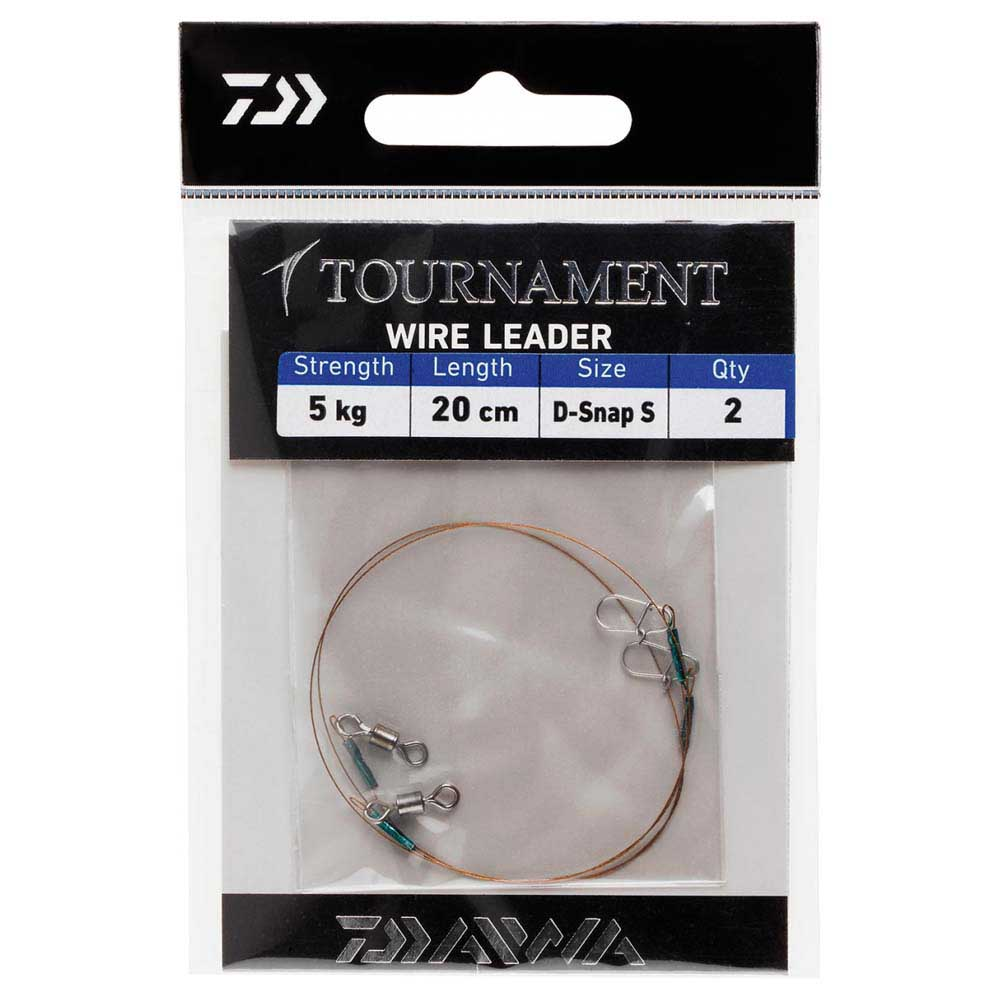 Daiwa Tournament Wire Leader 20 cm