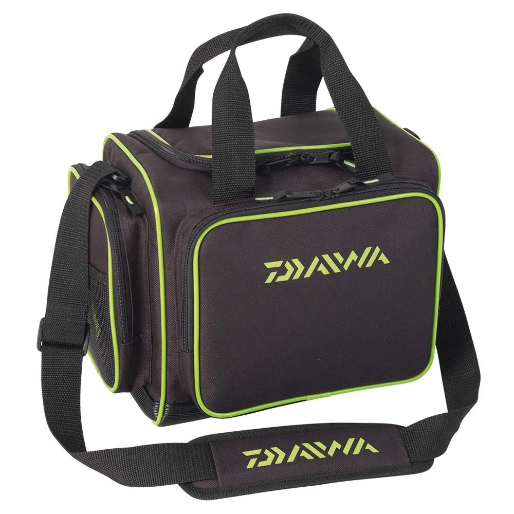 schultertaschen-daiwa-4-cases-bag-40-x-25-x-26-cm-black-green