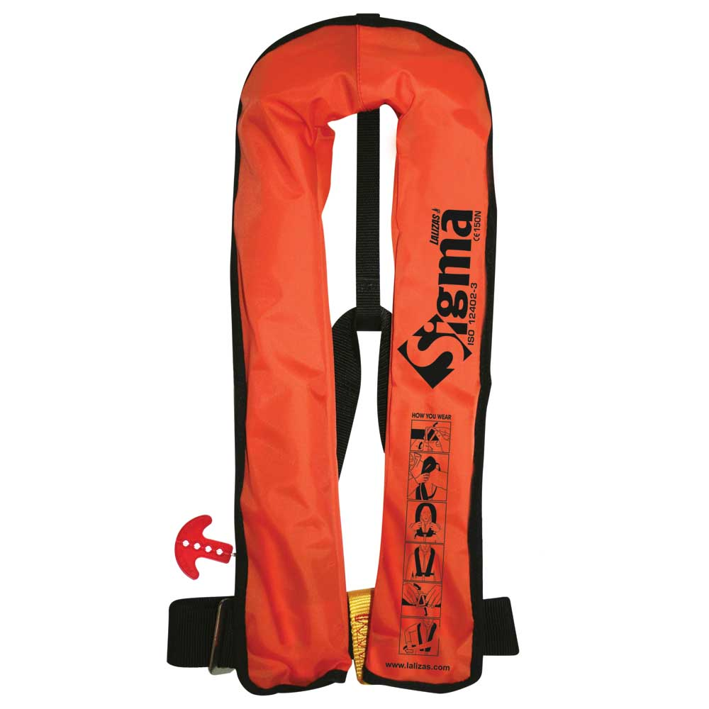 sicherheit-lalizas-sigma-whithout-harness-170n