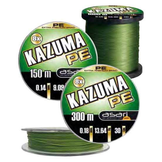 angelschnure-asari-kazuma-8x-pe-1000-m-0-600-mm-green