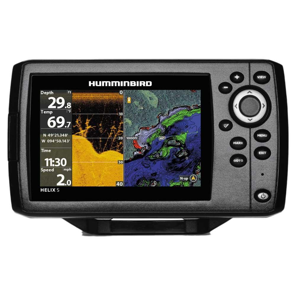 Humminbird HELIX 5 DI G2 Fishfinder XNT-9-DI-T Transducer