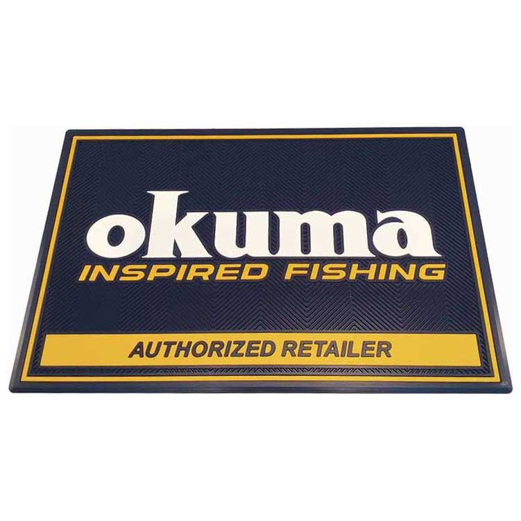 Okuma Dealer Floor Mat
