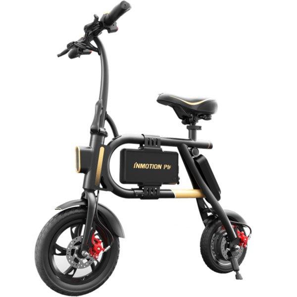 inmotion e bike p1f 黒購入 特別提供価格 waveinn