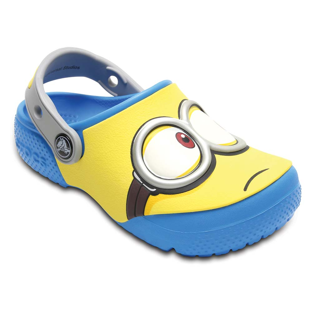 Crocs FunLab Minions Clog Blue buy and