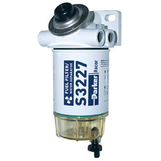 parker-racor-gasoline-spin-on-series-fuel-water-separator-with-primer-pump