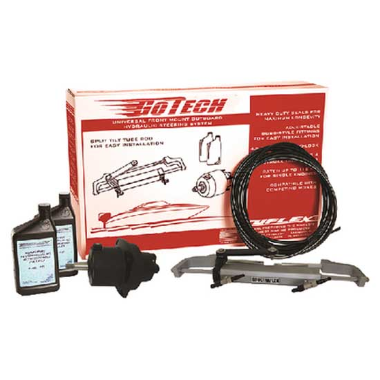 steuerung-uflex-gotech-10-hydraulic-steering-system-kit-one-size