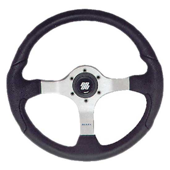 steuerung-uflex-nisida-wheel-351-mm-black-polished-aluminum